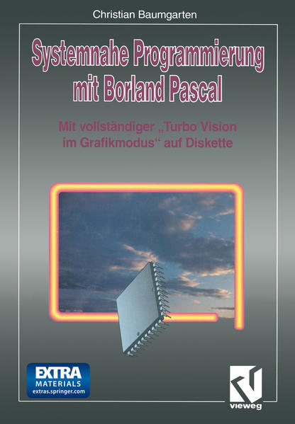 Systemnahe Programmierung mit Borland Pascal - Coverbild