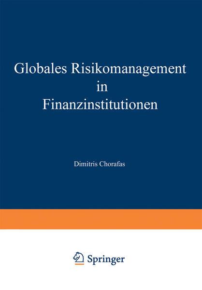 Globales Risikomanagement in Finanzinstitutionen - Coverbild