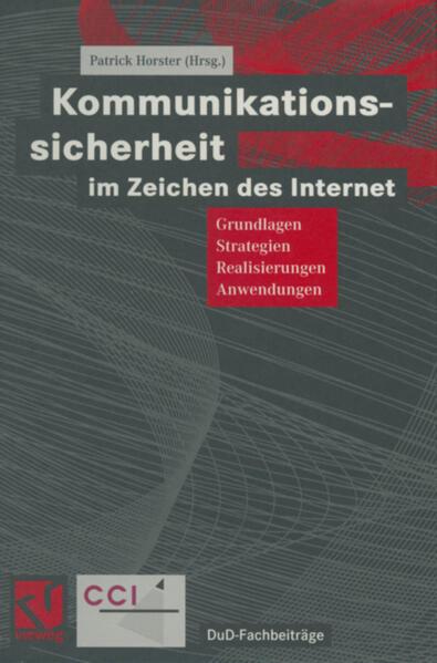 Kommunikationssicherheit im Zeichen des Internet - Coverbild