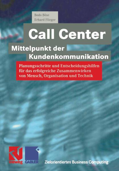 Call Center — Mittelpunkt der Kundenkommunikation - Coverbild