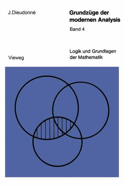 Grundzüge der modernen Analysis - Coverbild