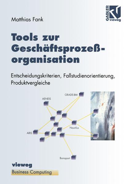 Tools zur Geschäftsprozeßorganisation - Coverbild