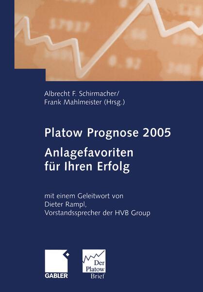 Platow Prognose 2005 - Coverbild
