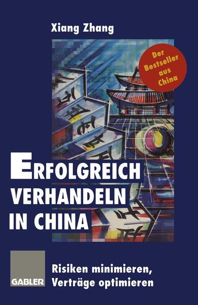 Erfolgreich verhandeln in China - Coverbild