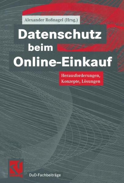 Datenschutz beim Online-Einkauf - Coverbild