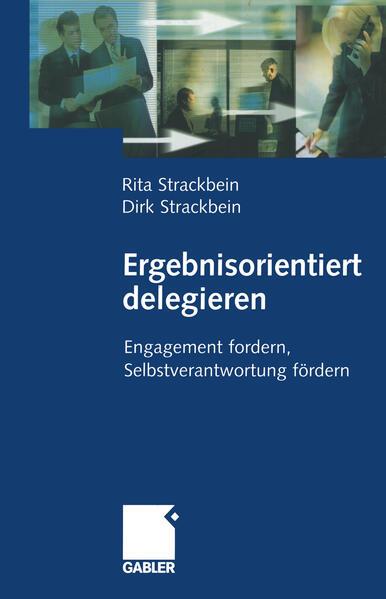 Ergebnisorientiert delegieren - Coverbild