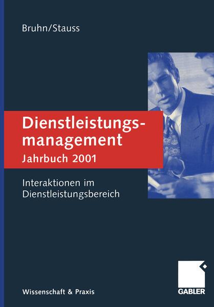 Dienstleistungsmanagement Jahrbuch 2001 - Coverbild