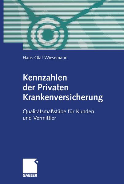 Kennzahlen der Privaten Krankenversicherung - Coverbild