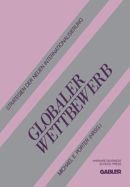 Globaler Wettbewerb - Coverbild