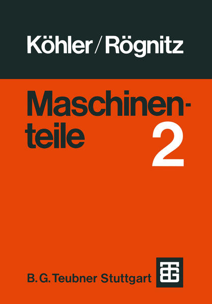 Maschinenteile - Coverbild