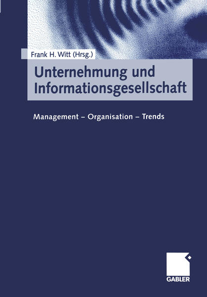 Unternehmung und Informationsgesellschaft - Coverbild