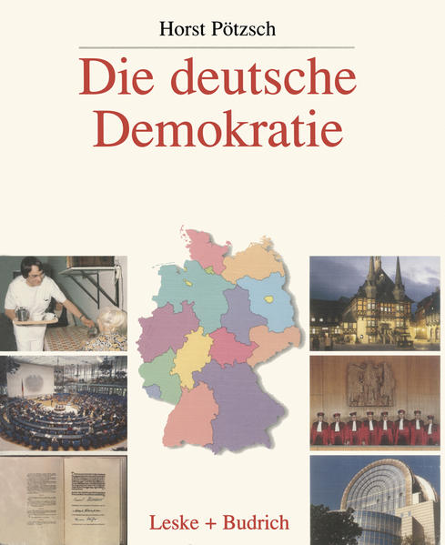 Die deutsche Demokratie - Coverbild