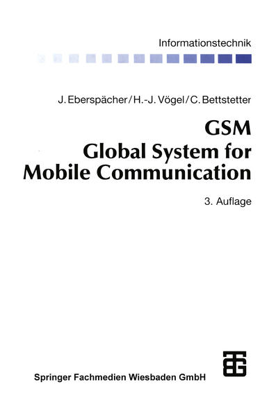 GSM Global System for Mobile Communication - Coverbild