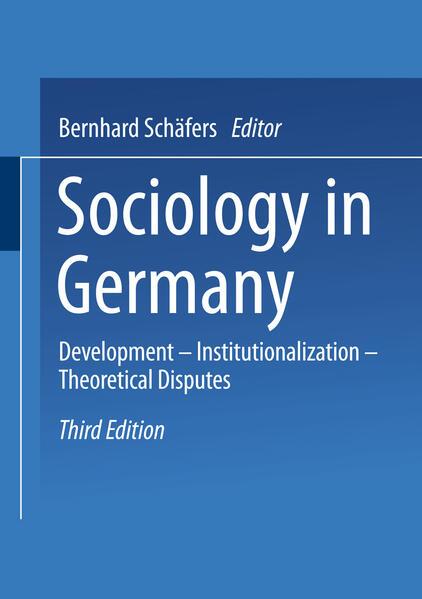 Soziologie - Coverbild
