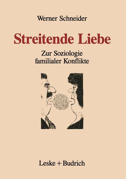 Streitende Liebe - Coverbild