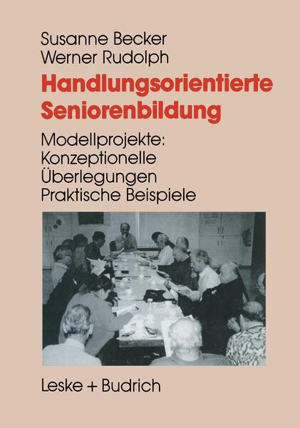 Handlungsorientierte Seniorenbildung - Coverbild