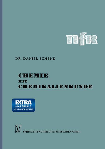 Chemie mit Chemikalienkunde - Coverbild