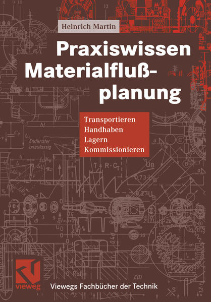 Praxiswissen Materialflußplanung - Coverbild
