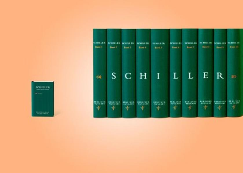 Sämtliche Werke in zehn Bänden - Coverbild