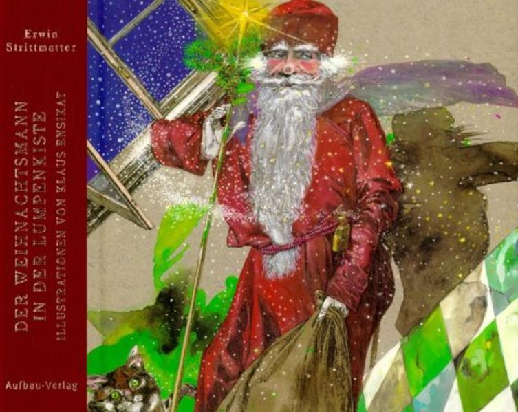 Der Weihnachtsmann in der Lumpenkiste - Coverbild