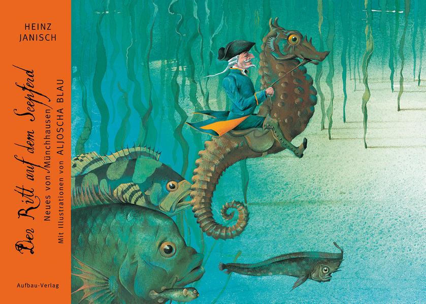 Der Ritt auf dem Seepferd - Coverbild