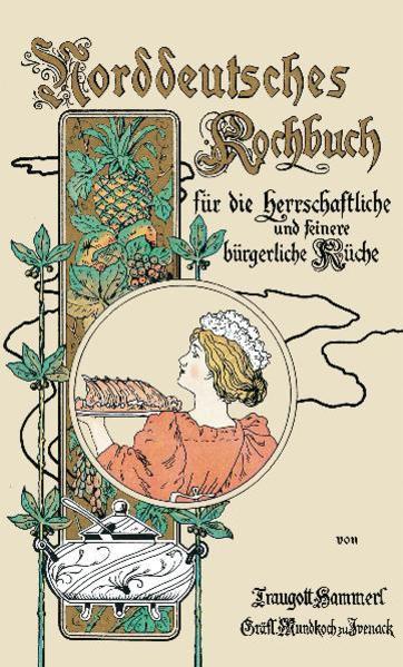 Norddeutsches Kochbuch - Coverbild