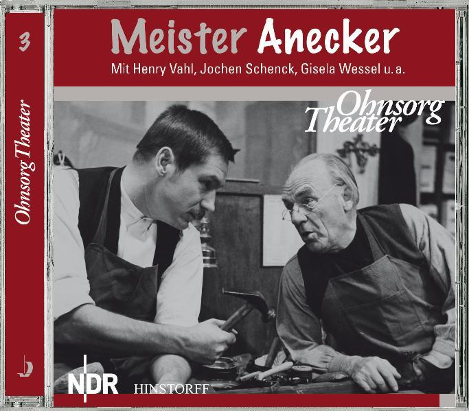 Meister Aneker - Coverbild