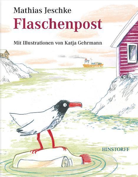 Flaschenpost - Coverbild