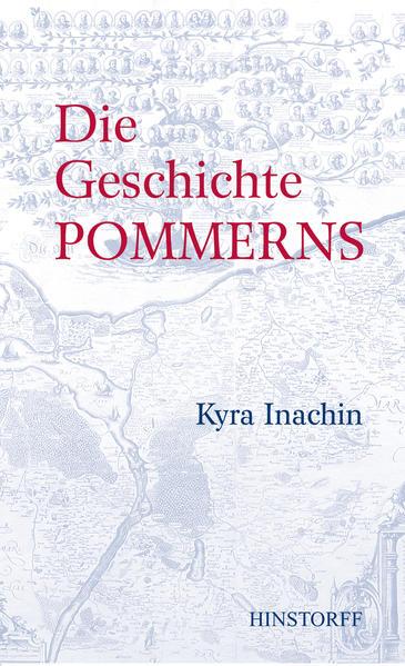 Die Geschichte Pommerns - Coverbild