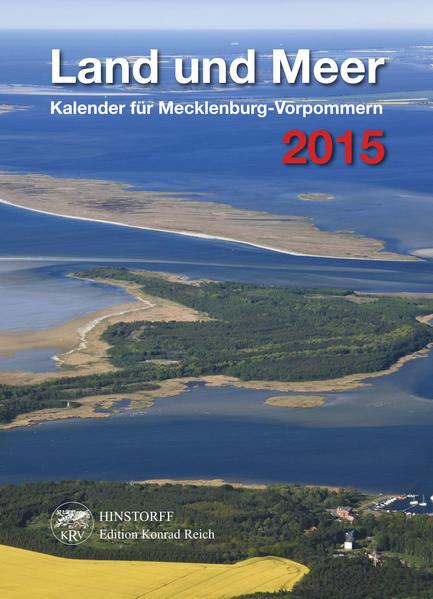 Kalender Land und Meer 2015 - Coverbild