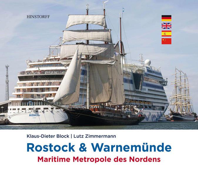 Rostock & Warnemünde - Coverbild