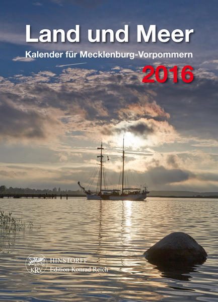 Land und Meer 2016 - Coverbild