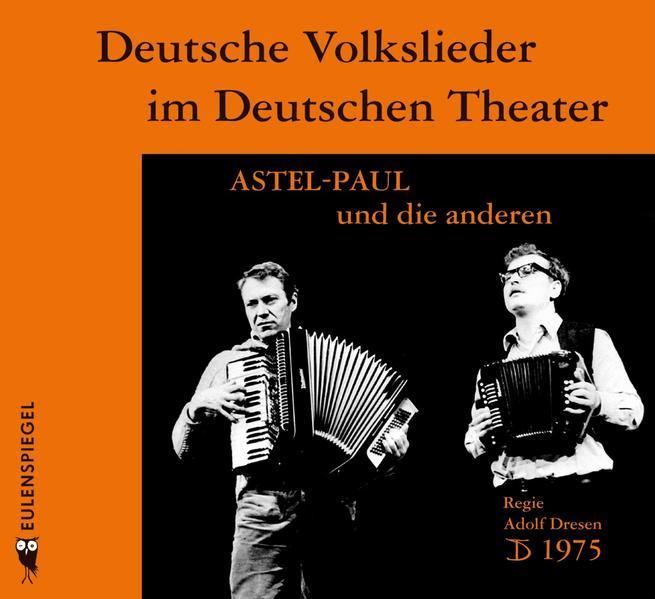 Astel-Paul und die anderen - Coverbild