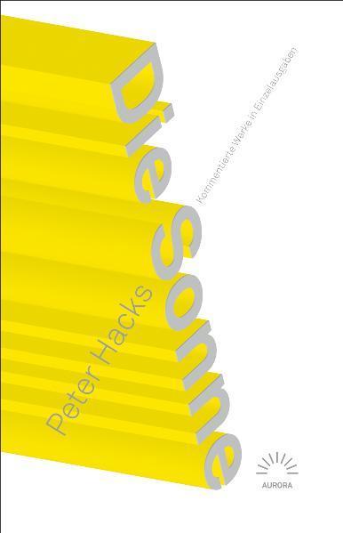 Die Sonne - Coverbild
