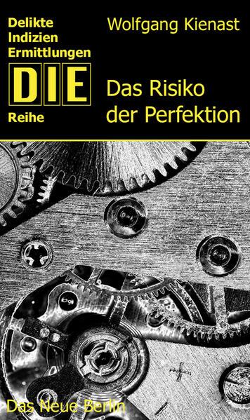 Das Risiko der Perfektion - Coverbild