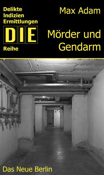Mörder und Gendarm - Coverbild