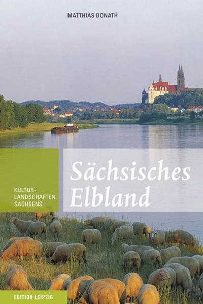 Sächsisches Elbland - Coverbild