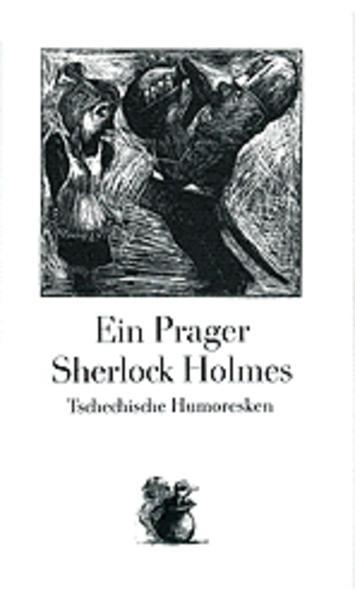Ein Prager Sherlock Holmes - Coverbild