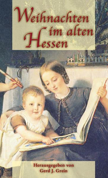 Weihnachten im alten Hessen - Coverbild