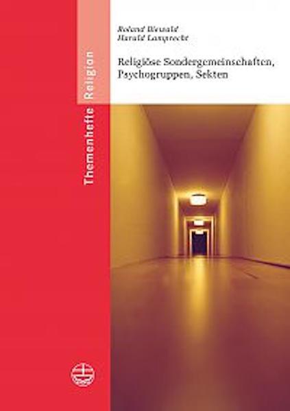 Religiöse Sondergemeinschaften, Psychogruppen, Sekten - Coverbild