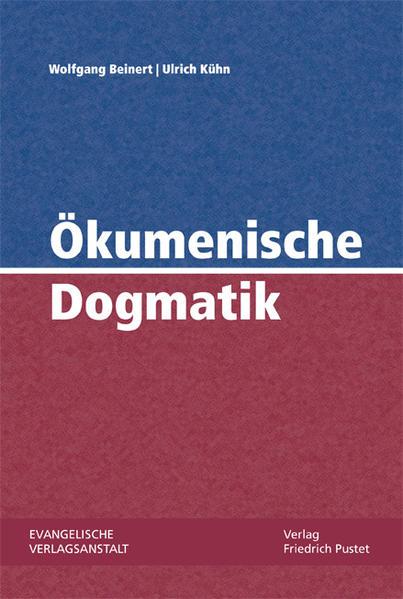 Ökumenische Dogmatik - Coverbild