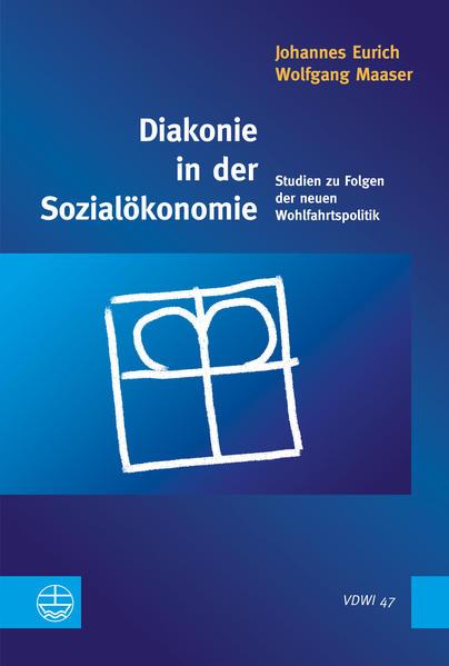 Diakonie in der Sozialökonomie - Coverbild