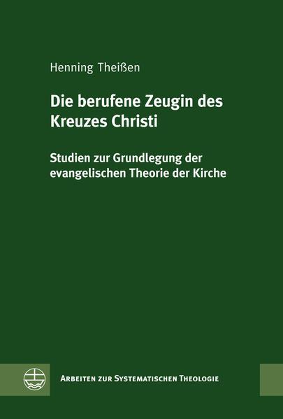 Die berufene Zeugin des Kreuzes Christi - Coverbild