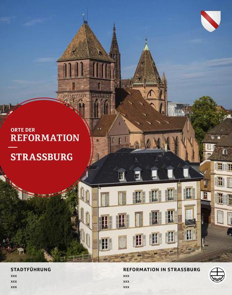 Straßburg – Strasbourg - Coverbild