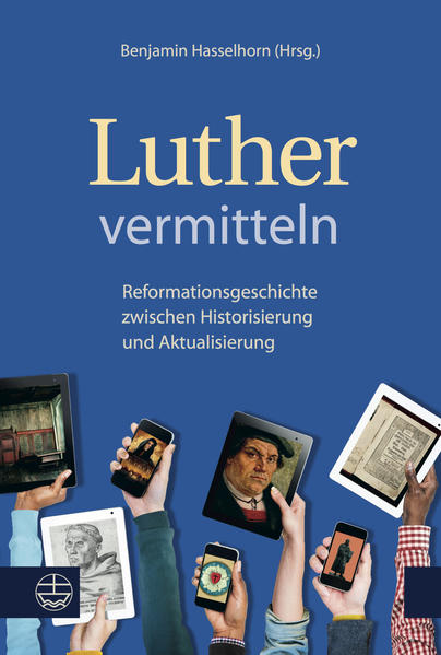 Luther vermitteln - Coverbild