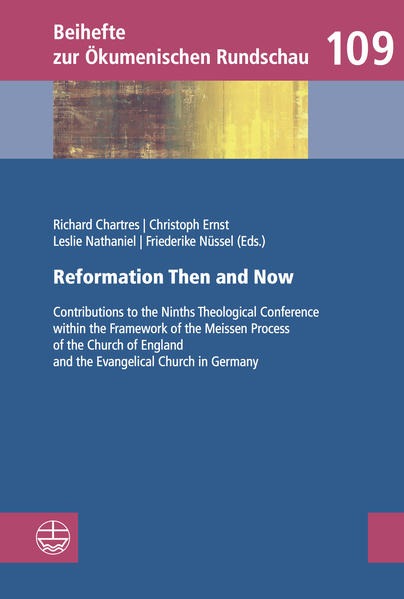 Reformation Then and Now - Coverbild