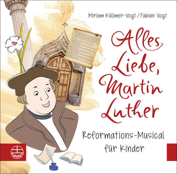 Alles Liebe, Martin Luther - Coverbild