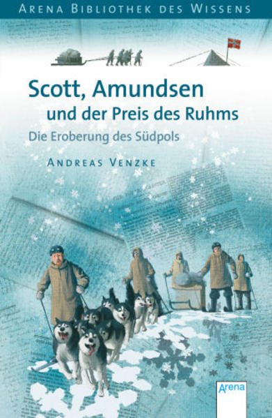Scott, Amundsen und der Preis des Ruhms - Coverbild