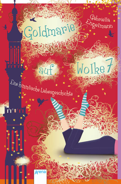 Goldmarie auf Wolke 7 - Coverbild
