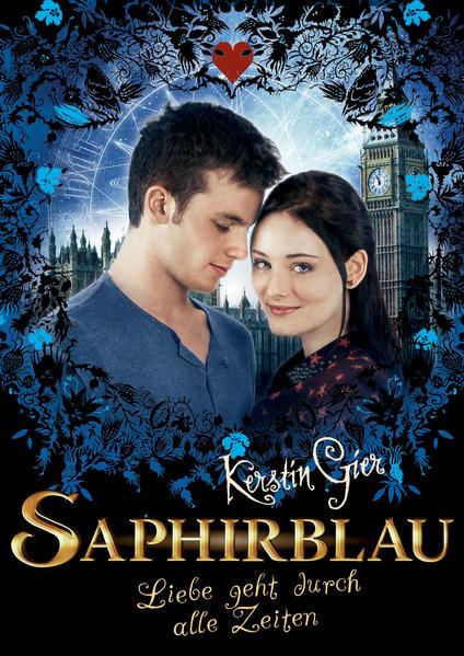 Saphirblau. Liebe geht durch alle Zeiten (Filmausgabe) - Coverbild